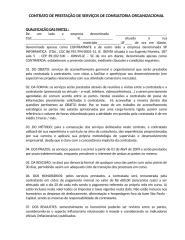 MODELO DO CONTRATO DE CONSULTORIA  ( FIXO ).doc