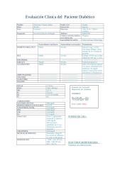 Evaluación clínica del  paciente diabético-Alexandra Vizuete.doc