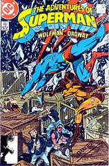 1987 - 37 - The Adventures of Superman #434  Por C.R.G.cbr