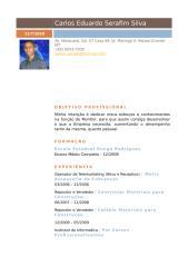 Curriculo - Carlos Eduardo Serafim.doc