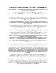 Aprendendo Som Automotivo(1).doc