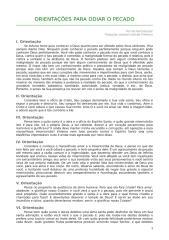 Richard Baxter - Orientações para odiar o pecado.doc