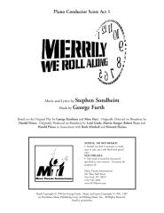 Merrily We Roll Along (Conductor's Score).pdf