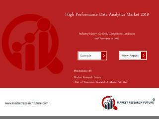 High Performance Data Analytics Market.pdf