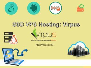 SSD VPS Hosting - Virpus.ppt