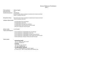 rpp paket c bahasa inggris 2.doc