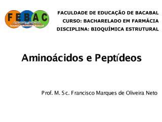 Aula 5 - Aminoácidos e peptídeos.pdf